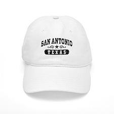 San Antonio Texas Baseball Cap