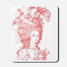 Versailles red  Mousepad