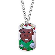 Jingle bulls Dog Tags