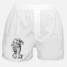 Versailles Lady Boxer Shorts