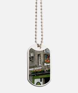 Edinburgh. The Royal Mile. Dog Tags