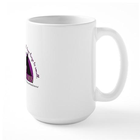 k9addisonsLogo Large Mug