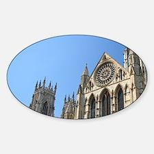 York, England. The brilliant York C Decal