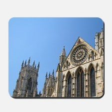 York, England. The brilliant York Cathed Mousepad
