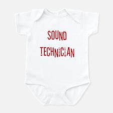 Sound Technician Infant Bodysuit