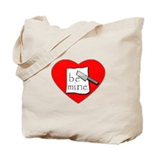 Scary Love Tote Bag