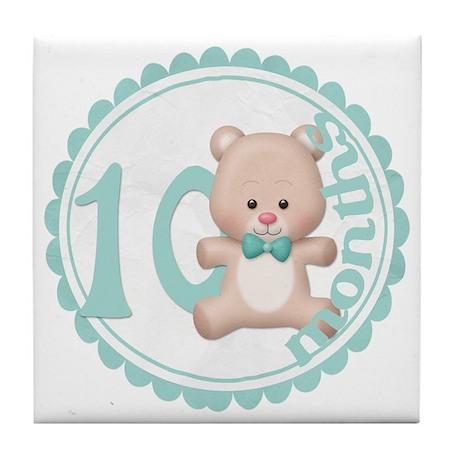 bear-10 copy Tile Coaster