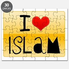 ILoveIslam-Mug Puzzle