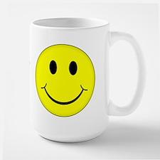Classic Smiley Face Mug