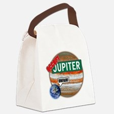 planets-large Canvas Lunch Bag