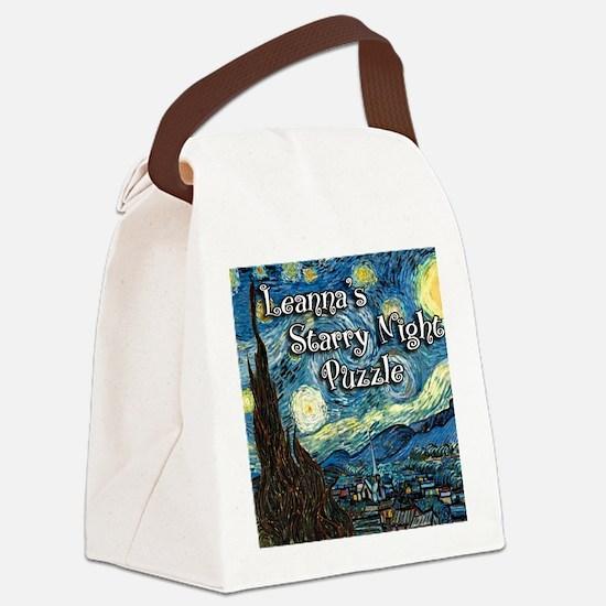 Leannas Canvas Lunch Bag