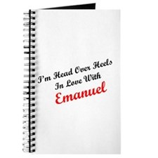 In Love with Emanuel Journal
