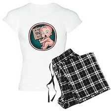 99-womb-T Pajamas