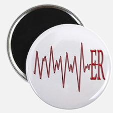 ER EKG Magnet