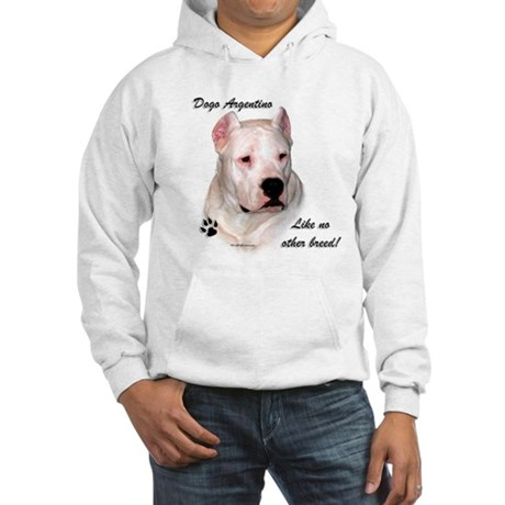 Dogo Breed Hooded Sweatshirt