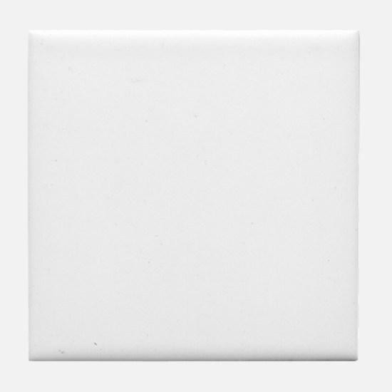 economist_two_white Tile Coaster