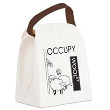 occupywoolst Canvas Lunch Bag