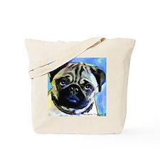 Pug12 Tote Bag