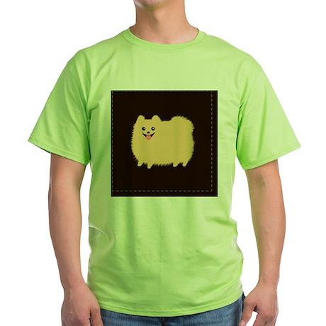 pompillow Green T-Shirt