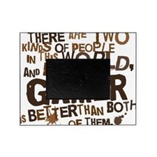 gamer_two_brown Picture Frame