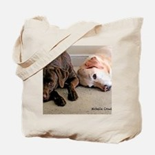 ScoutBudSnoozing Tote Bag