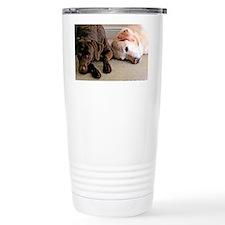 ScoutBudSnoozing Travel Mug