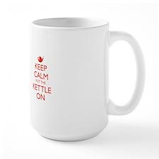 keep calm kettle mug 1 Mug