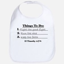Things to Do Bib