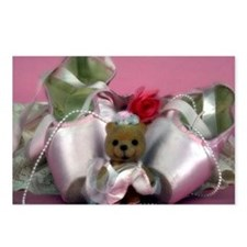 ballet_slippers_with_tedd Postcards (Package of 8)