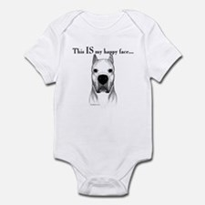 Dogo Happy Face Infant Bodysuit