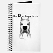 Dogo Happy Face Journal