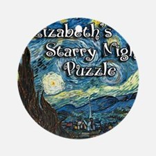 Lizabeths Round Ornament