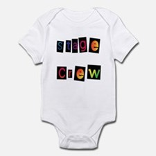 Stage Crew Infant Bodysuit