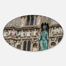 Canterbury. Historic High Street (a Decal