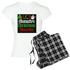 obsessivechristmasdisorderc Pajamas
