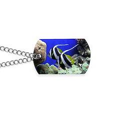 Angelfish Shoulder Bag Dog Tags