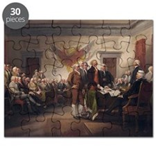 declaration-of-independence-trumball-border Puzzle