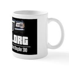 2g300-org-lplate Small Mug