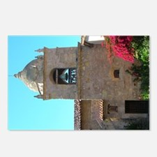 carmel mission Postcards (Package of 8)