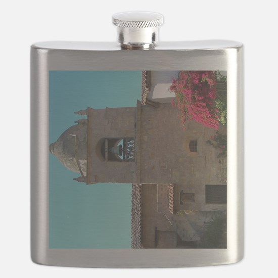 carmel mission Flask