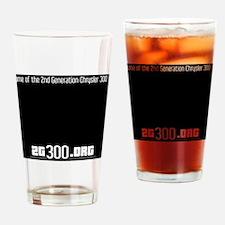 2g300-org-lplatefrme Drinking Glass