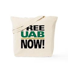 FREE UAB NOW 10x10 Tote Bag