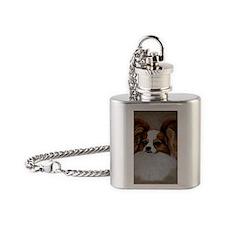 jhustin i-phone Flask Necklace