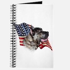 Cane Corso Flag Journal