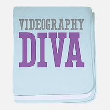 Videography DIVA baby blanket