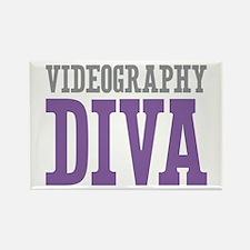 Videography DIVA Rectangle Magnet