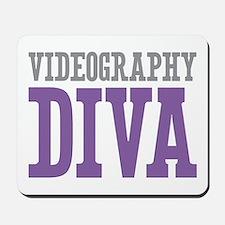 Videography DIVA Mousepad