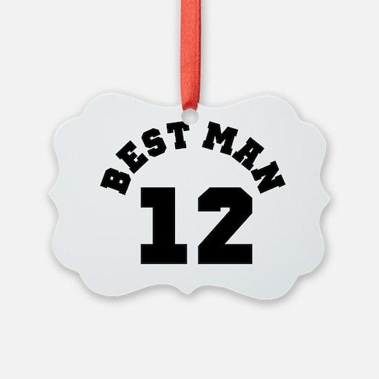BLBESTMAN12 Ornament