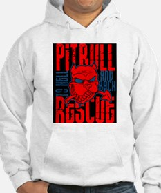 TO HELL AND BACK PITBULL RES Hoodie