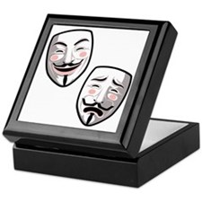 occupy-hollywood-T Keepsake Box